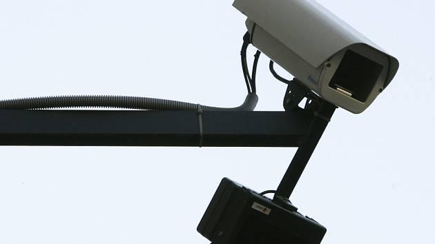 V boji proti pouličním prodcejcům pomáhají i bezpečnostní kamery.