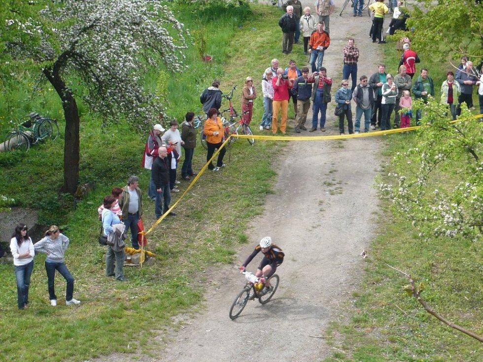 Cyklistický Author Šela maraton na Lipnicku