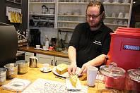 Lukáš Sazima z Hranic aneb také Pan Káva z Coffee Obsession.