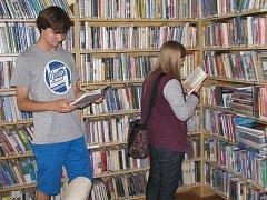 Městská knihovna v Hranicích