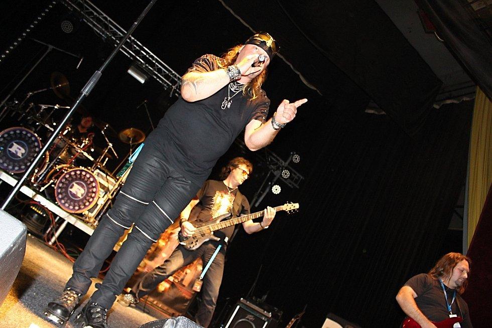 Hudební festival Rock in Hranice 2020 - Hysteria