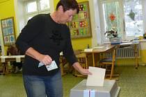 Volby na ZŠ Šromotovo v Hranicích