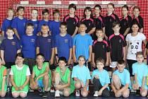Děti soutěžily po celý rok na čtyřech turnajích
