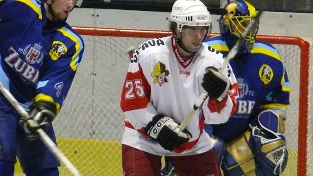 Přerovští hokejisté prozatím vévodí s dvaceti body tabulce druhé ligy.