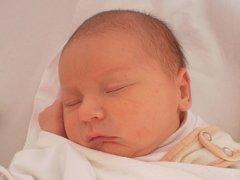René Ondriáš, Přerov, narozen dne 14. března 2013 v Přerově, míra: 51 cm, váha: 3366 g