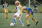 Béčko starších žáků 1. FC Přerov podlehlo doma Uničovu 1:4.