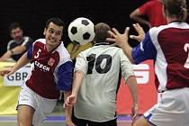 Česká reprezentace si vzhledem k blížícímu se mistrovství světa v korfbale klade ty nejvyšší cíle.