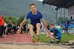 Krajské kolo Odznaku všestrannosti Sazka Olympijského víceboje v Hranicích