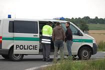K nehodě došlo na křižovatce za Přerovem směrem na Horní Moštěnice.