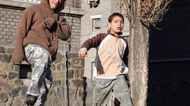 V Kojetínské ulici v Přerově, kde žijí převážně romští obyvatelé, se otevře kontaktní centrum organizace Člověk v tísni.