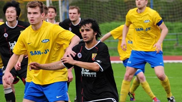 SK Hranice vs. FK SAN-JV Šumperk