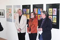 Výstava fotografií Miloslava Mlčocha a jeho dcery Hany Mlčochové