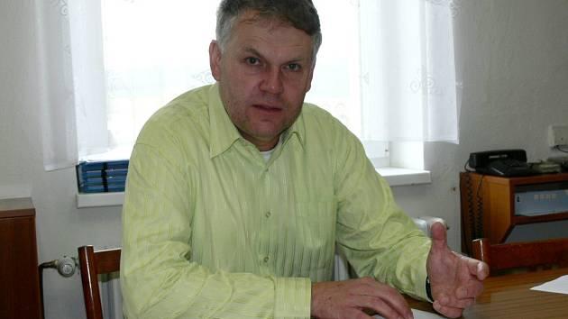 Starosta Bělotína a předseda Spolku pro obnovu venkova ČR Eduard Kavala