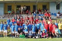 Mezi čtveřicí týmů na letošním turnaji ZAPE CUP 2016 v Opatovicích excelovali mladí fotbalisté Chvalčova. Druhé skončili naděje z Lipníku nad Bečvou, třetí místo pak patřilo domácím Opatovicím