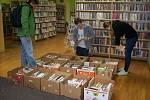 V březnu, měsíci knihy, pořádá Městská knihovna v Hranicích řadu doprovodných akcí.