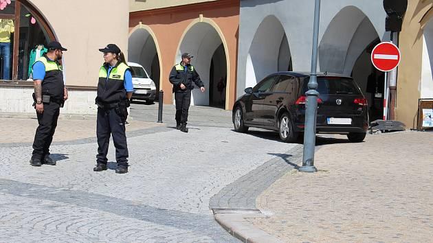 Od pátku 19. dubna se mění systém dopravy v centru Hranic.