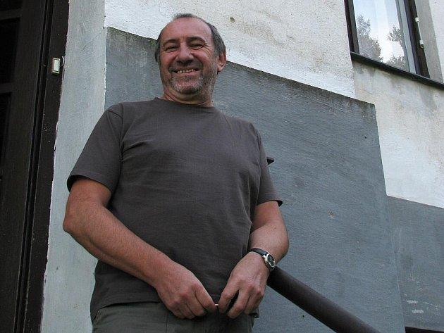 Miroslav Raindl, ředitel Střediska výchovné péče v Kelči