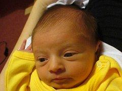 Adélka Foltýnková, Klokočí, narozena 22.prosince 2011 v Olomouci, míra 48 cm, váha 2 885 g