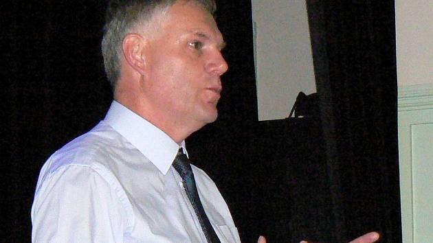 Bělotínský starosta Eduard Kavala