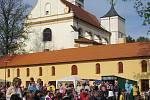 Otvírání Moravské brány v Lipníku nad Bečvou