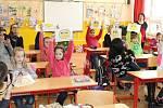 Základní škola Struhlovsko se dočkala další mezinárodní návštěvy. V rámci projektu Erasmus + ji navštívili zástupci škol z Helsinek, Istanbulu, Paříže, Atén a Varšavy. Řecká dvojčata ve škole dokonce oslavila své narozeniny.