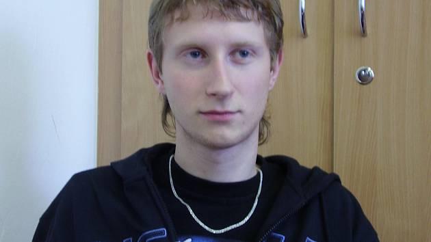 Septimán Lukáš Cagášek je jedním z hlavních iniciátorů studentského protestu proti sloučení gymnázia Jana Blahoslava se Střední pedagogickou školou.