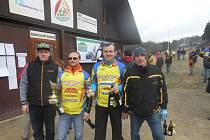 Enduro tým z Velké na Hranicku dovezl cenná vítězství ze závodů v Mohelnici.