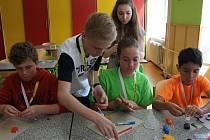 Studenti a učitelé z Turecka, Slovinska, Španělska a Polska zavítali do hranické Základní školy 1. máje v rámci projektu Erasmus Plus.