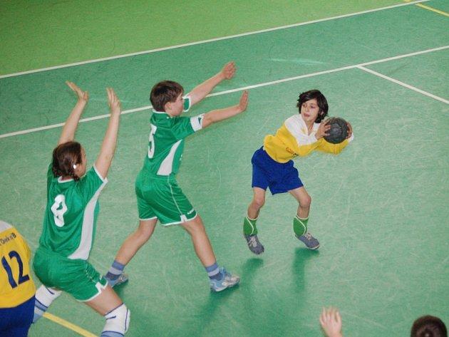 Starší žáci skončili v ZHP severomoravské oblasti druzí a nepostoupili do finále.