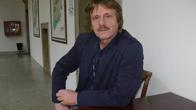 Kameraman Petr Čepický