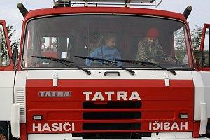 Den požární bezpečnosti v lipnické hasičské zbrojnici