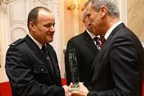 Josef Čoček ze Stříteže nad Ludinou získal ocenění Křesadlo a GOAL za dobrovolnickou činnost