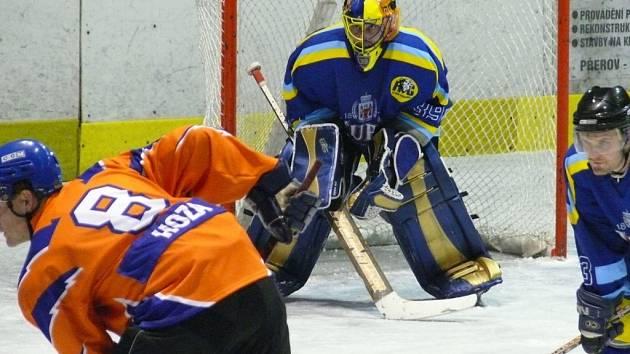 Vítěznou sérii přerovských hokejistů nezastavili ani hráči Hodonína.