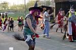 Pálení čarodějnic v Rouském