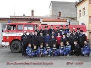 Letos kojetínští hasiči oslavili 135 let svého působení