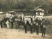 Sbor dobrovolných hasičů byl v Kojetíně založen už v roce 1874
