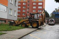 Revitalizace sídliště Nová v Hranicích