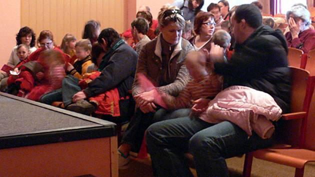 Představení Loutkového divadla jsou v Přerově velmi oblíbená.
