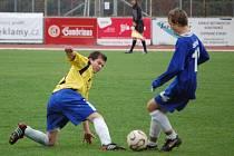 Dorost 1. FC v posledním přípravném utkání nastoupí proti Hranicím.
