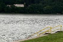 Oživení turistického ruchu u plumlovské přehrady brání nepříliš příznivé počasí.