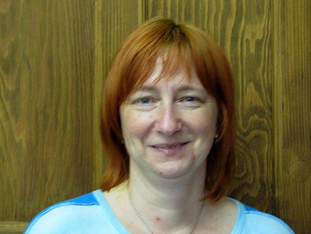 Jana Jagošová, zástupkyně ředitelky hranické Charity.