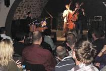 Rudy Linka Trio v Hranicích