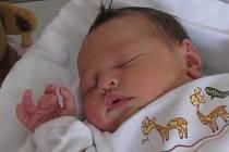 Natálie Novotná, 12.2. 2008, Ochoz u Konice, 50 cm a 3,25 kg.