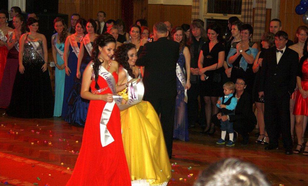 Maturitní ples Gymnázia Hranice
