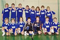 Mladší žáci SK Hranice obsadili v semifinálovém kole druhou příčku a postoupili do finále.