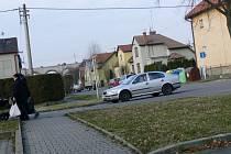 Na křižovatce mezi ulicí Máchova a Tovačovského v Hranicích vyroste další zpomalovací práh.