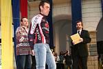 Cyklista Karel Hartl se stal pomyslným králem sportovců z Hranicka pro rok 2007.