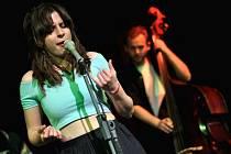 Amy Winehouse tribute na Staré střelnici v Hranicích