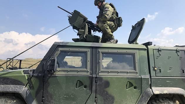 """6. úkolové uskupení AČR MALI, postavené na bázi 71. mechanizovaného praporu """"Sibiřského"""" vyrazí do Afriky na počátku listopadu."""