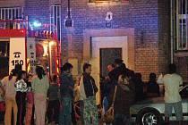 Na místě zasahovaly čtyři hasičské jednotky.